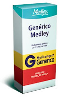 A box a Medley generic drugs