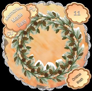 http://ladyshannonmemoriesmadeeasy.blogspot.com/2009/11/christmas-wreaths-10-12-cu-ok.html