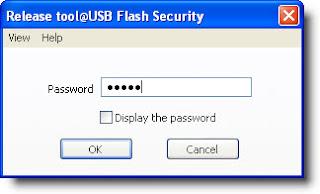 13 Cara mengunci FlashDisk Dengan Password