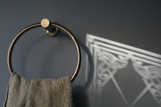 Photo of towel ring