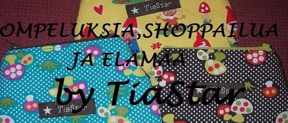 Ompeluksia, shoppailua ja elämää by TiaStar