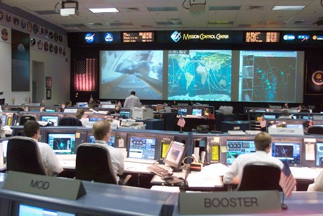 houston mission control center - photo #4