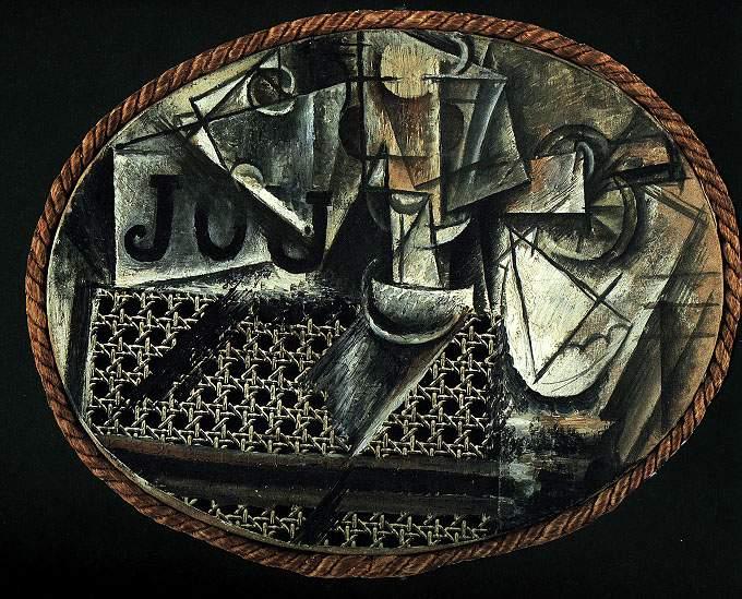solitary sculptor i painter picasso pablo part 9 1907 1915 le cubisme el cubismo