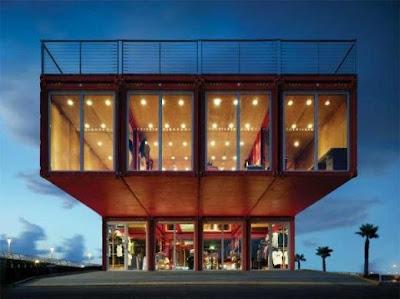 Arquitectura no convencional: 5
