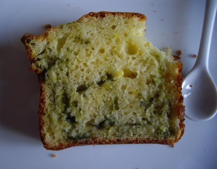cake au citron de sophie