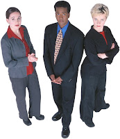 business people specialists