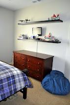 Pottery Barn Teen Boy Bedroom
