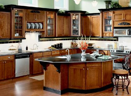 choose the design of your kitchen space one example of inspiration see the picture below - Family Kitchen Design