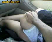 arab-ass-in-car