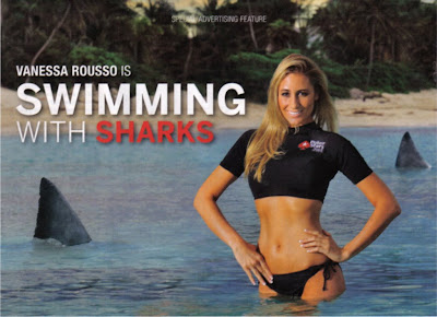 Vanessa Rousso's Photo in Sports Illustrated Swimsuit Issue