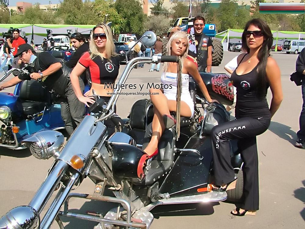 Fotos Convencion Mujeres Seys Moto