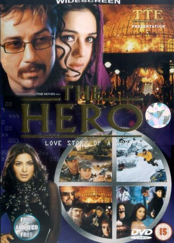 The Hero Love Story Of A Spy 2003 Full Movie Free Download DVD