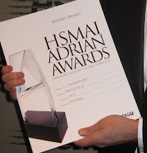 Premio Adrian Awards, Best Hotel Web site