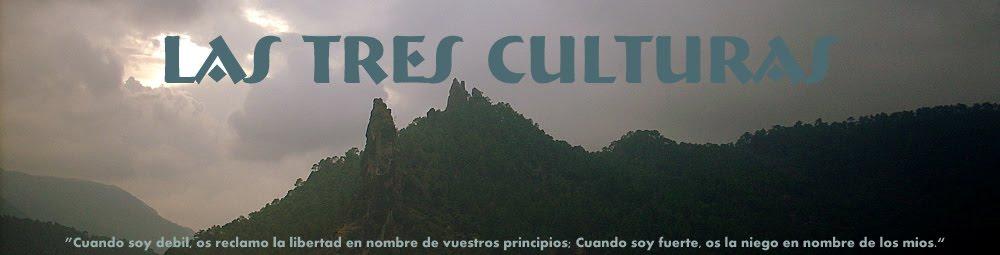 TRES CULTURAS Y MEDIA