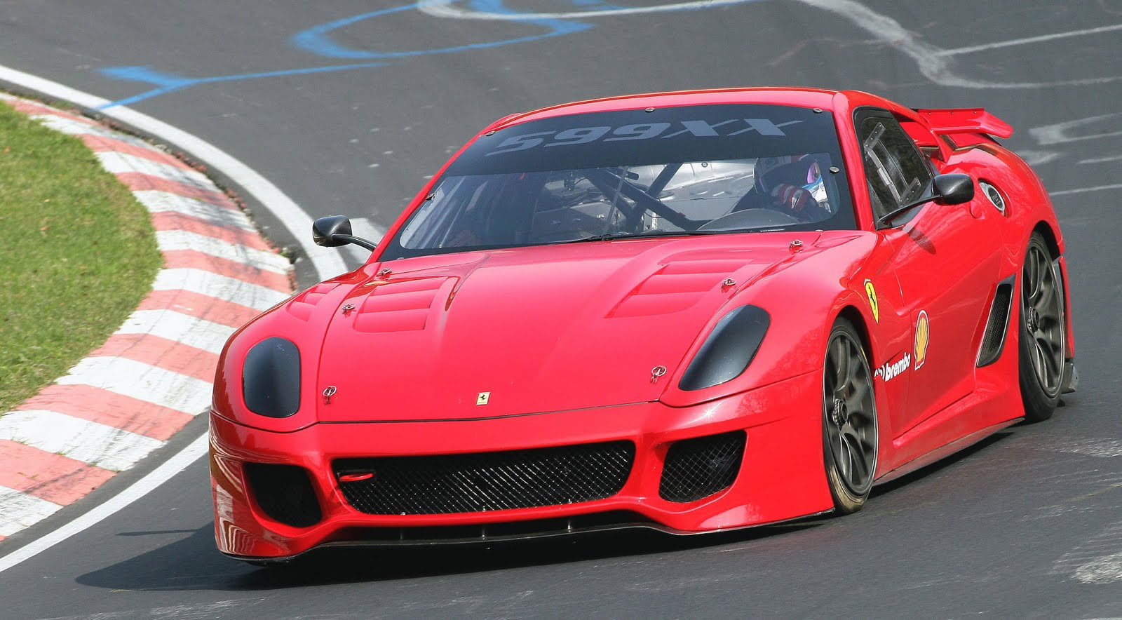 Ferrari's new 599XX is the