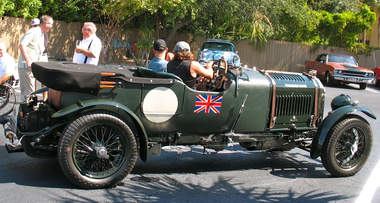 BENTLEY 4 ½-LITRE LE MANS