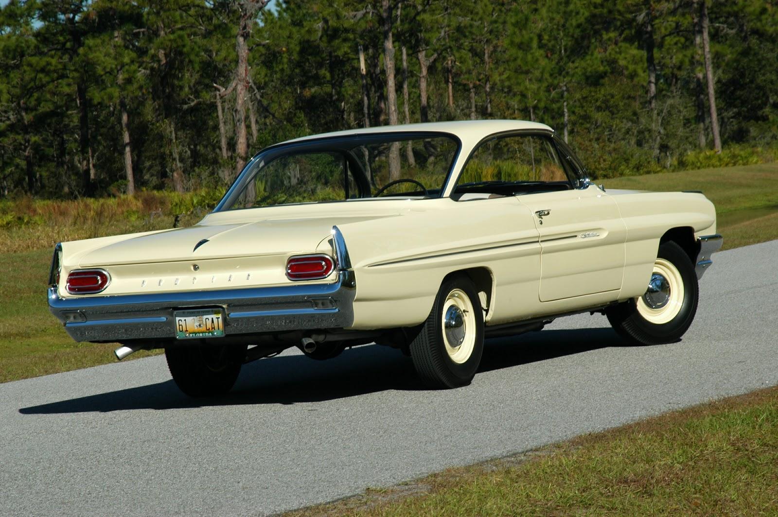 Blog Art And Car Pontiac Super Duty 421 61