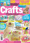 My Cards are featured in Crafts Beautiful - Oct 2010