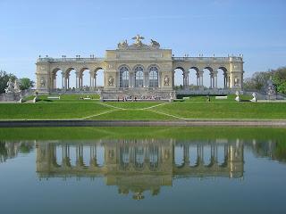 The Gloriette at Schönbrunn