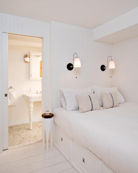 Hjemmets gleder: hvite gulv er lekkert