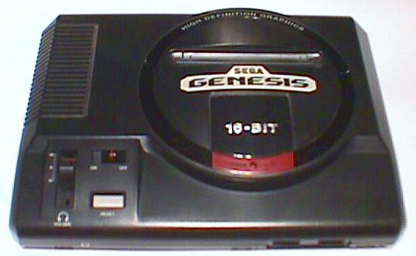 Sega Génesis/Megadrive