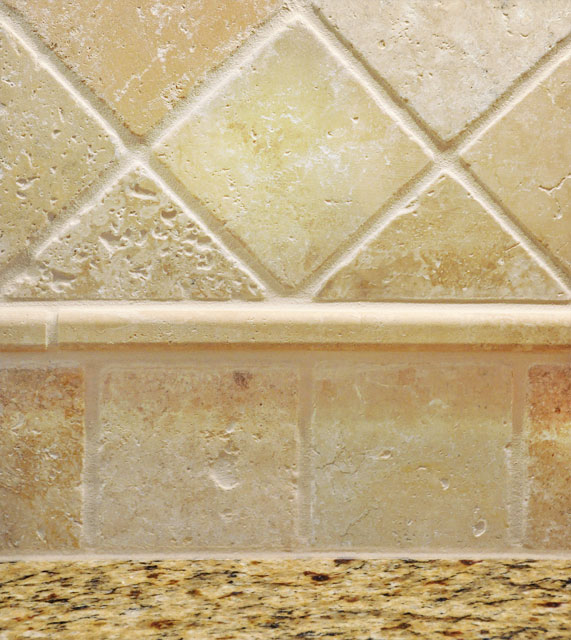 Backsplash And Countertops