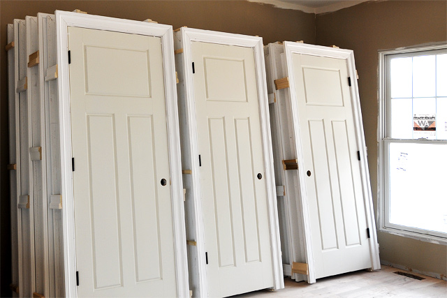Cottage days and journeys trim cabinets a whole lot more for Cottage style interior trim