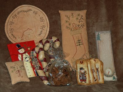 awesome Holly Jolly Giveaway presents from Angie at Sugarplum Patch