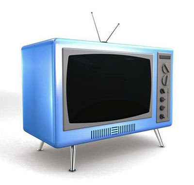 farewell to antique televisions!