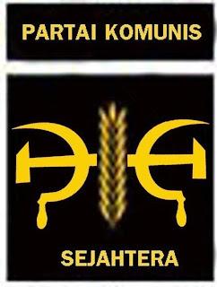 Plesetan Logo Partai PKS Menjadi Partai Komunis Sejahtera