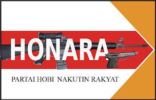 Plesetan Logo Partai Hanura Menjadi hononara (Hobi Nakutin Rakyat)