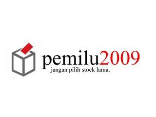 Logo Pemilu Indonesia 2009 - Kampanye Damai Pemilu Indonesia 2009