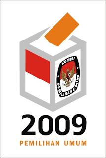 Poster Pemilu Indonesia 2009 - Kenali, Tandai, Awasi