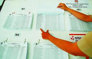 Daftar Pemilih Tetap - DPT