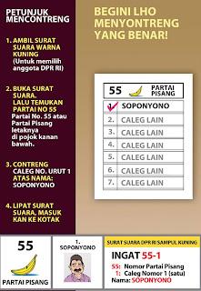 Komik Kampanye Damai Pemilu Indonesia - halaman 7