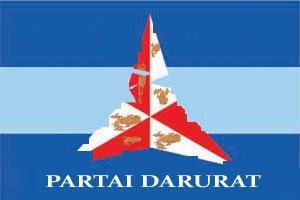 Plesetan Partai Demokrat - Partai Darurat