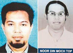 Noordin M Top Sang Gembong Teroris
