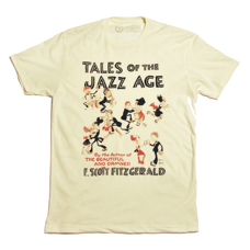 Camiseta La era del jazz