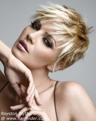 short cropped hairstyles. crop hairstyle. New Short Crop