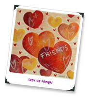 Let's Be Friends Blog Award