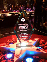 NAPT Venetian $25K Bounty Shootout trophy