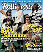 Rolling Stone cover, June 16, 2005