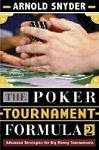 Arnold Snyder's 'The Poker Tournament Formula 2'