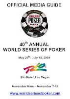 2009 World Series of Poker Official Media Guide