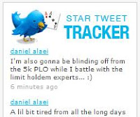 Star Tweet Tracker