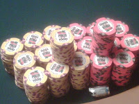 Joe Sebok's Chip Stack