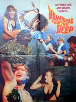 'Humanoids from the Deep' (1980), poster