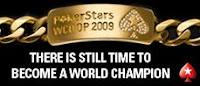 2009 WCOOP Bracelet