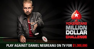 PokerStars Million Dollar Challenge