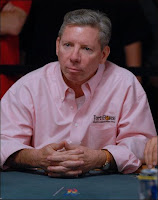 Mike Sexton at the 2008 WSOP (photo courtesy FlipChip)
